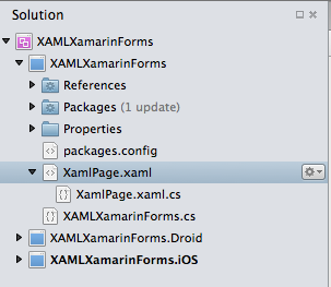 How to use XAML in Xamarin Forms | Mobilewits