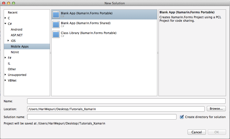 How to Pass Data in Pages using Xamarin Forms | Mobilewits