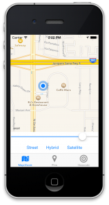 iOS-map